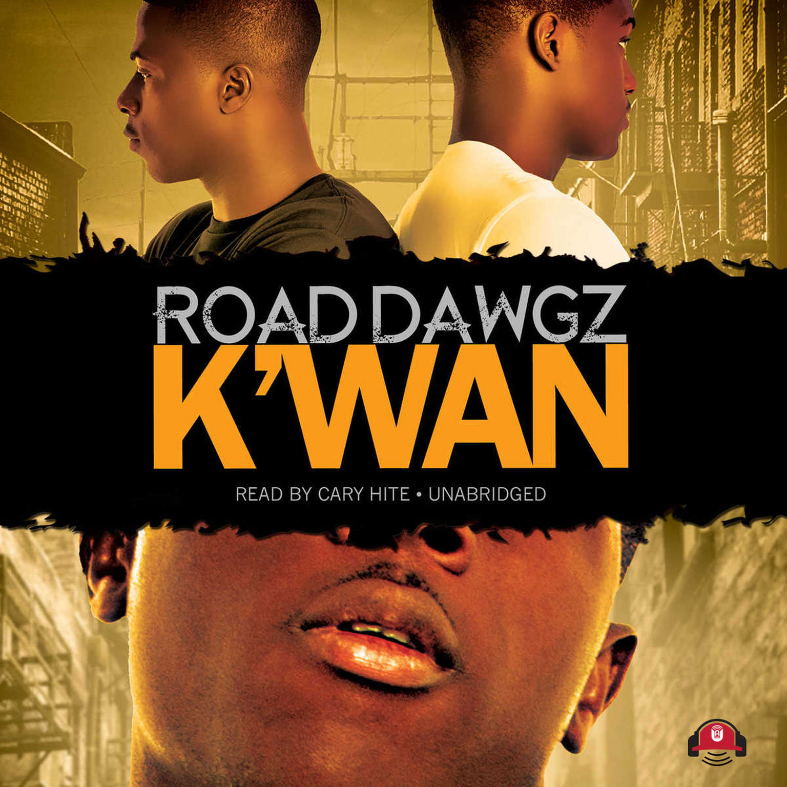 Printable Road Dawgz Audiobook Cover Art