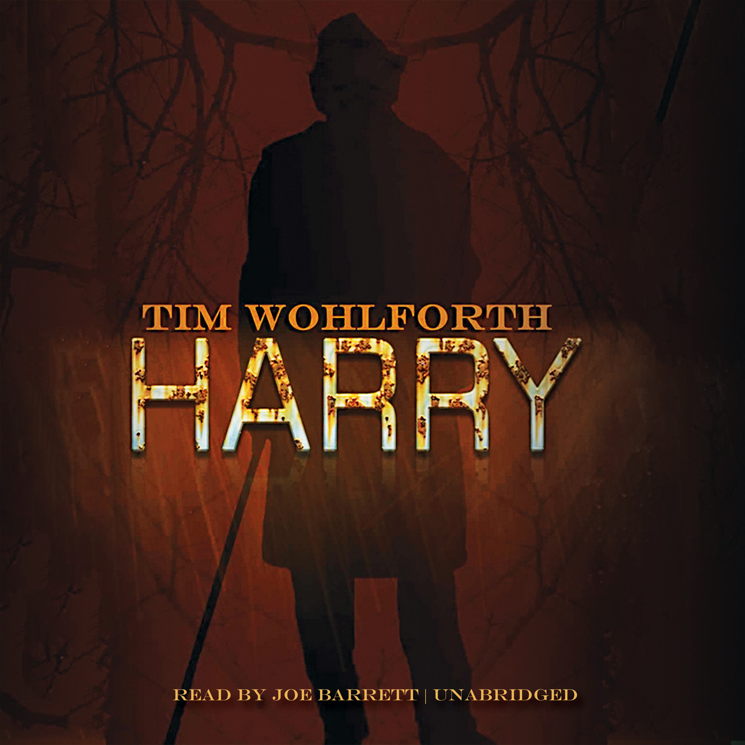 Printable Harry Audiobook Cover Art