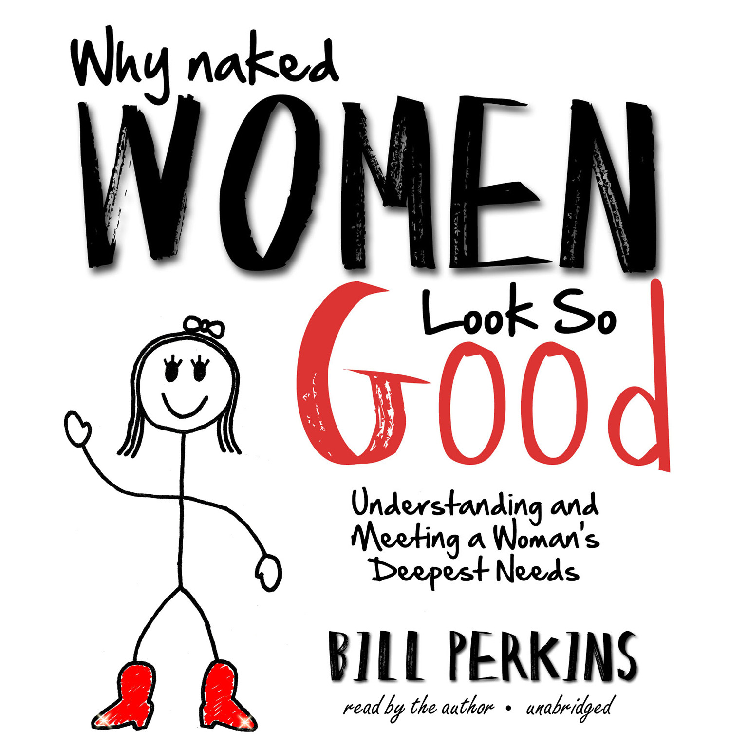 Printable Why Naked Women Look So Good: Understanding and Meeting a Woman's Deepest Needs Audiobook Cover Art