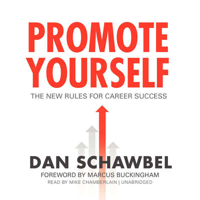 Promote Yourself: The New Rules for Career Success Audiobook, by Dan Schawbel