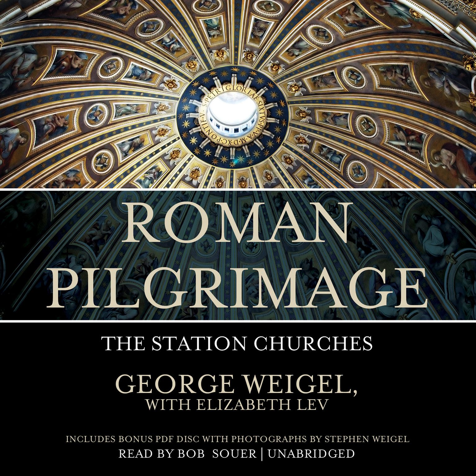 Printable Roman Pilgrimage: The Station Churches Audiobook Cover Art