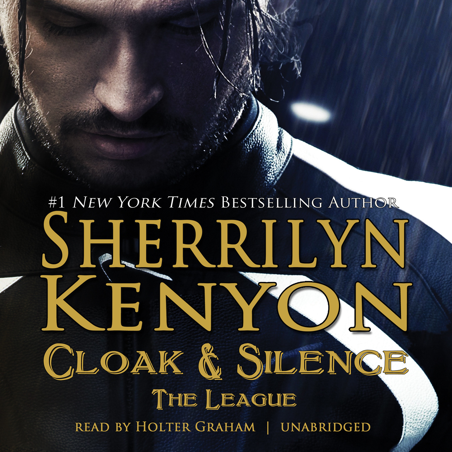 Printable Cloak & Silence Audiobook Cover Art