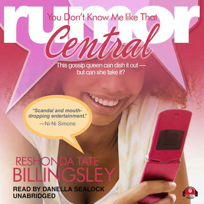 You Don't Know Me like That Audiobook, by ReShonda Tate Billingsley