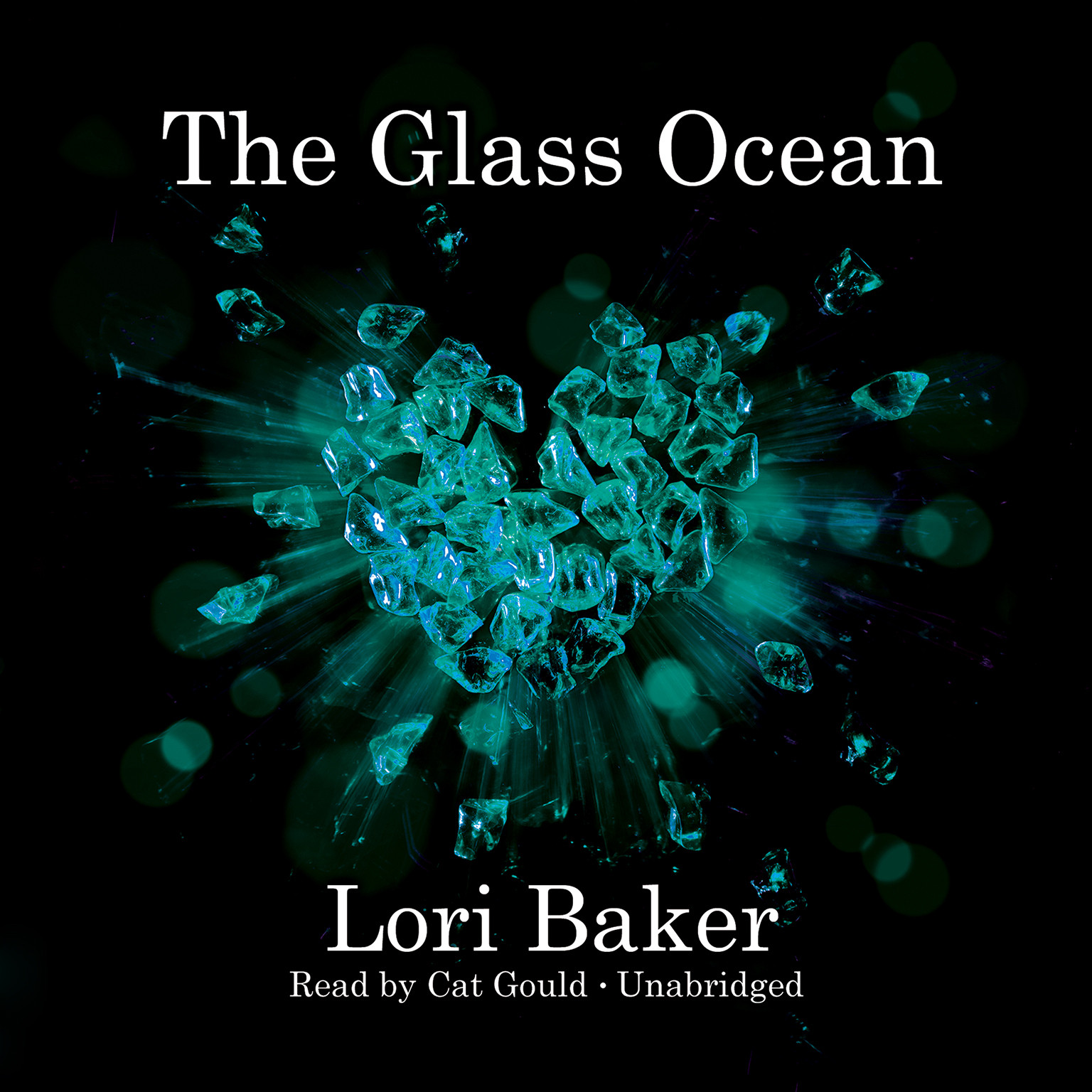 Printable The Glass Ocean Audiobook Cover Art
