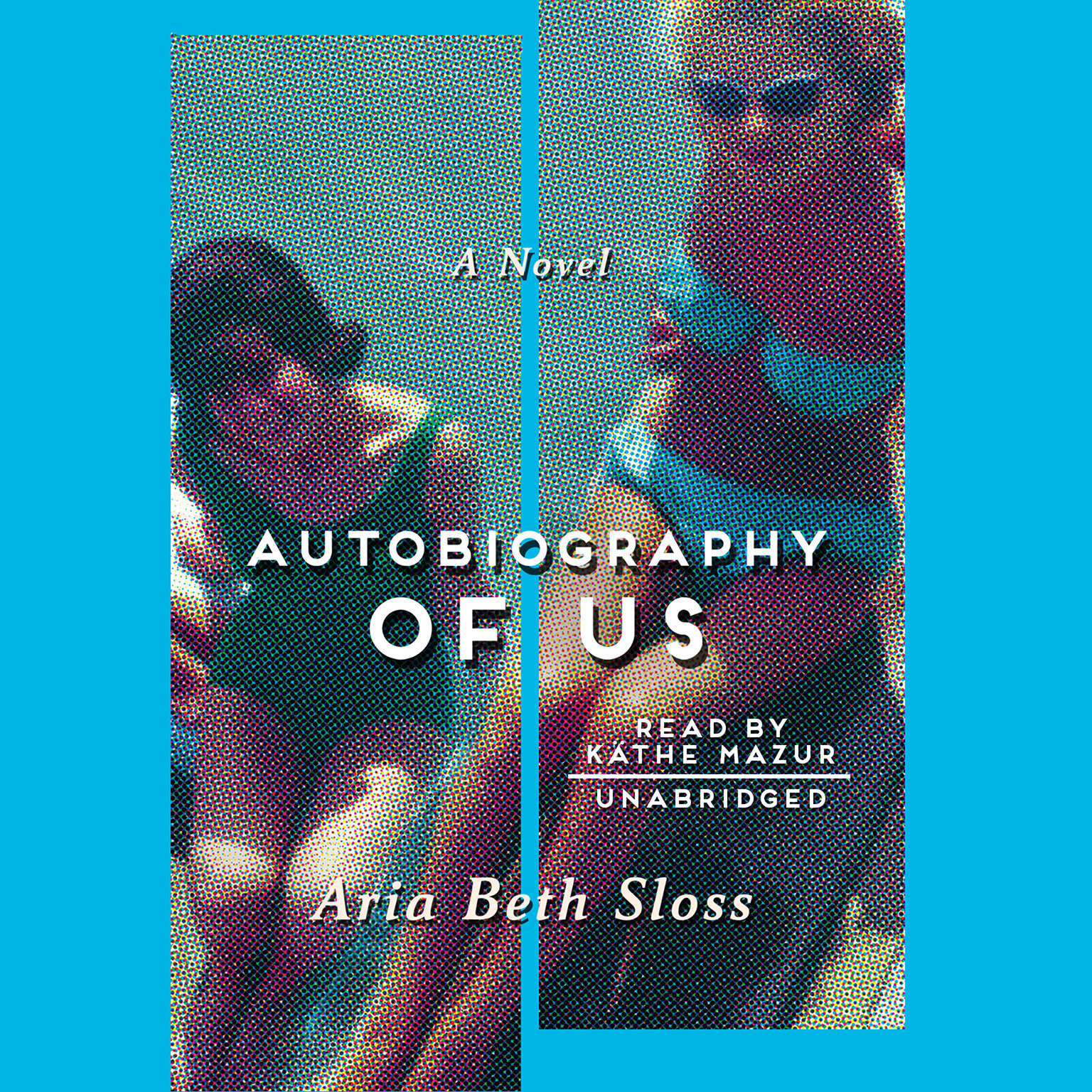 Printable Autobiography of Us: A Novel Audiobook Cover Art