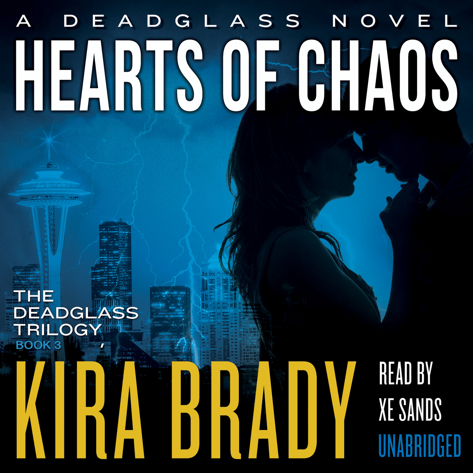 Printable Hearts of Chaos Audiobook Cover Art