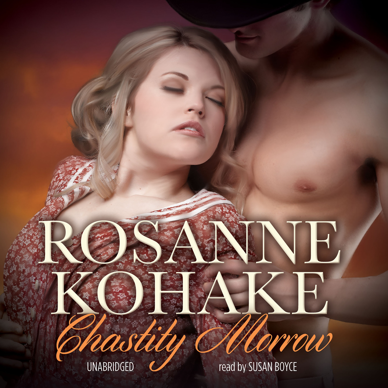Printable Chastity Morrow Audiobook Cover Art