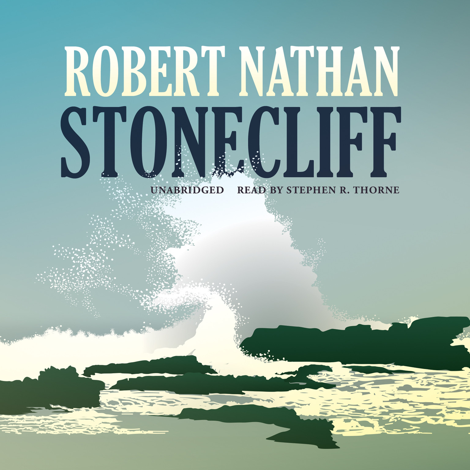 Printable Stonecliff Audiobook Cover Art