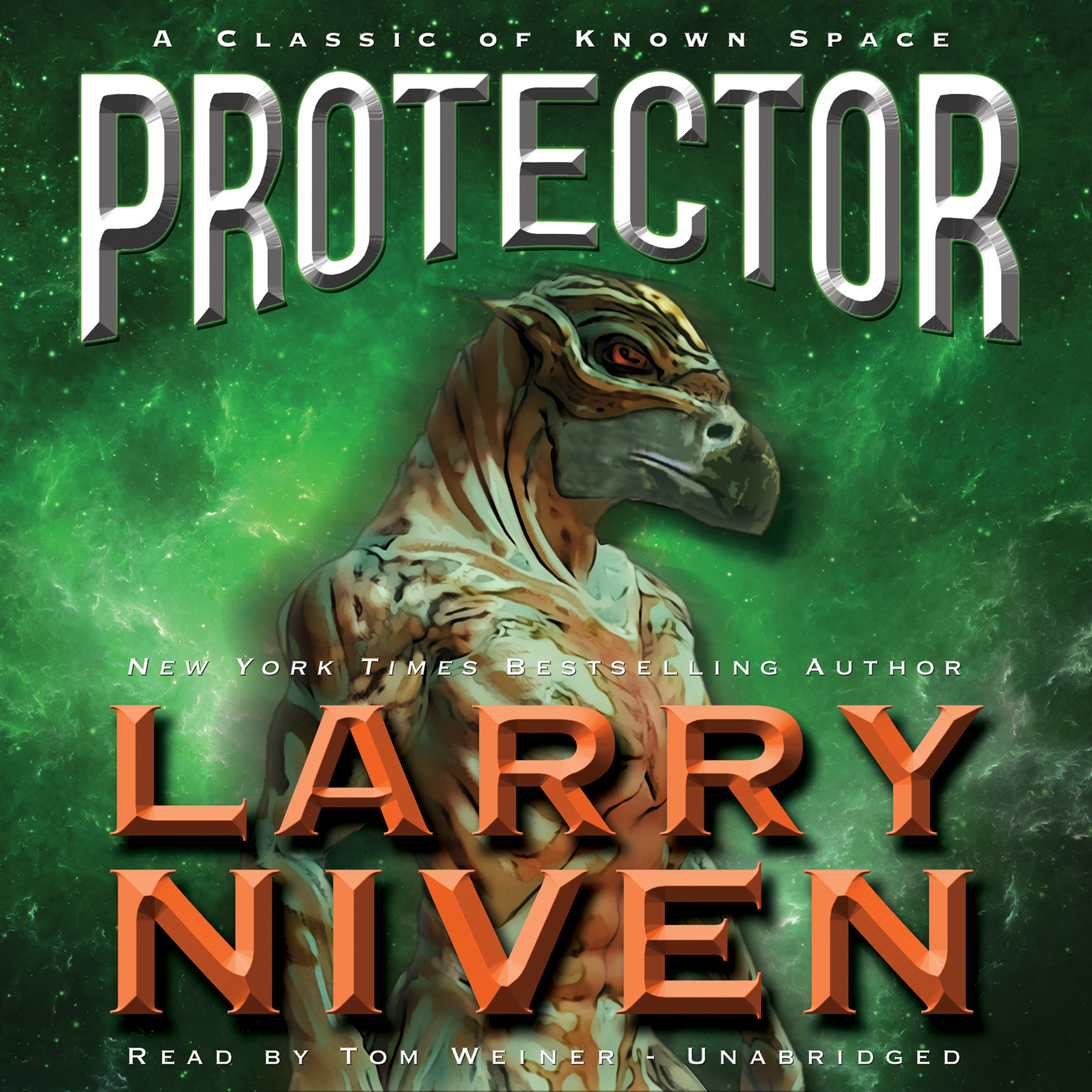 Download Protector Audiobook By Larry Niven Read By Tom