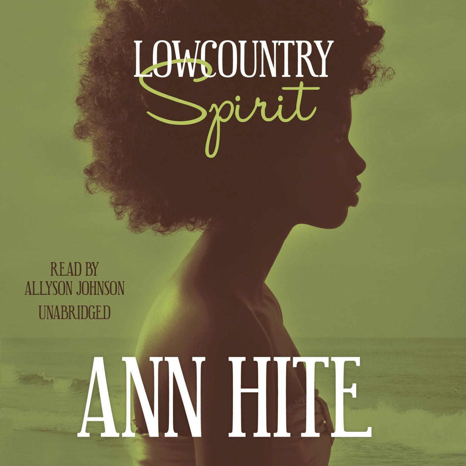 Printable Lowcountry Spirit Audiobook Cover Art