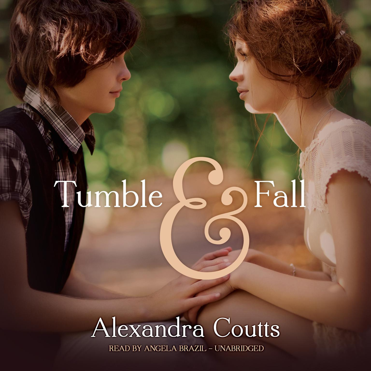 Printable Tumble & Fall Audiobook Cover Art