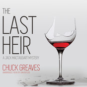 The Last Heir: A Jack MacTaggart Mystery Audiobook, by Chuck Greaves