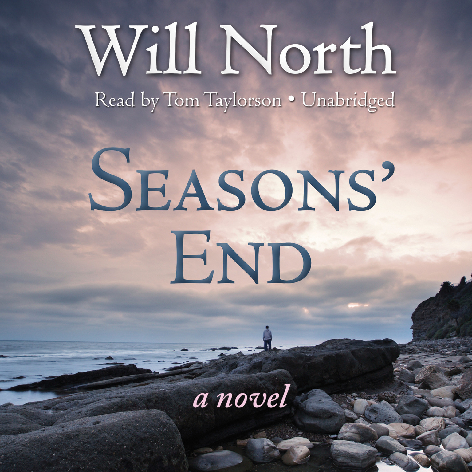 Printable Seasons' End Audiobook Cover Art