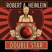 Double Star Audiobook, by Robert A. Heinlein