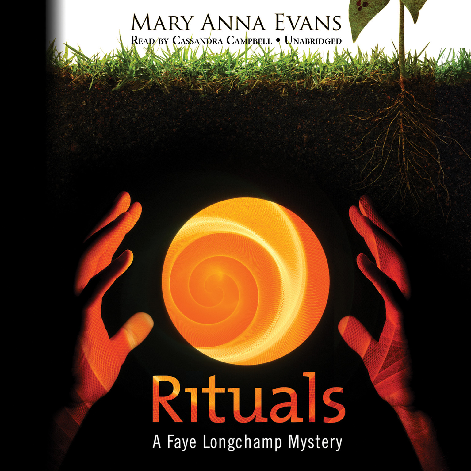 Printable Rituals: A Faye Longchamp Mystery Audiobook Cover Art