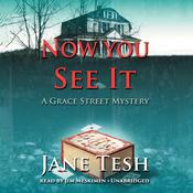 Now You See It: A Grace Street Mystery, by Jane Tesh