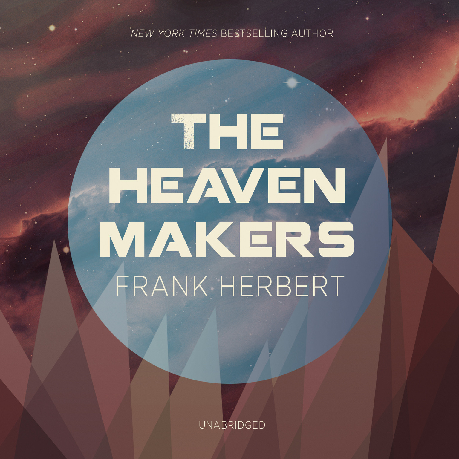 Printable The Heaven Makers Audiobook Cover Art