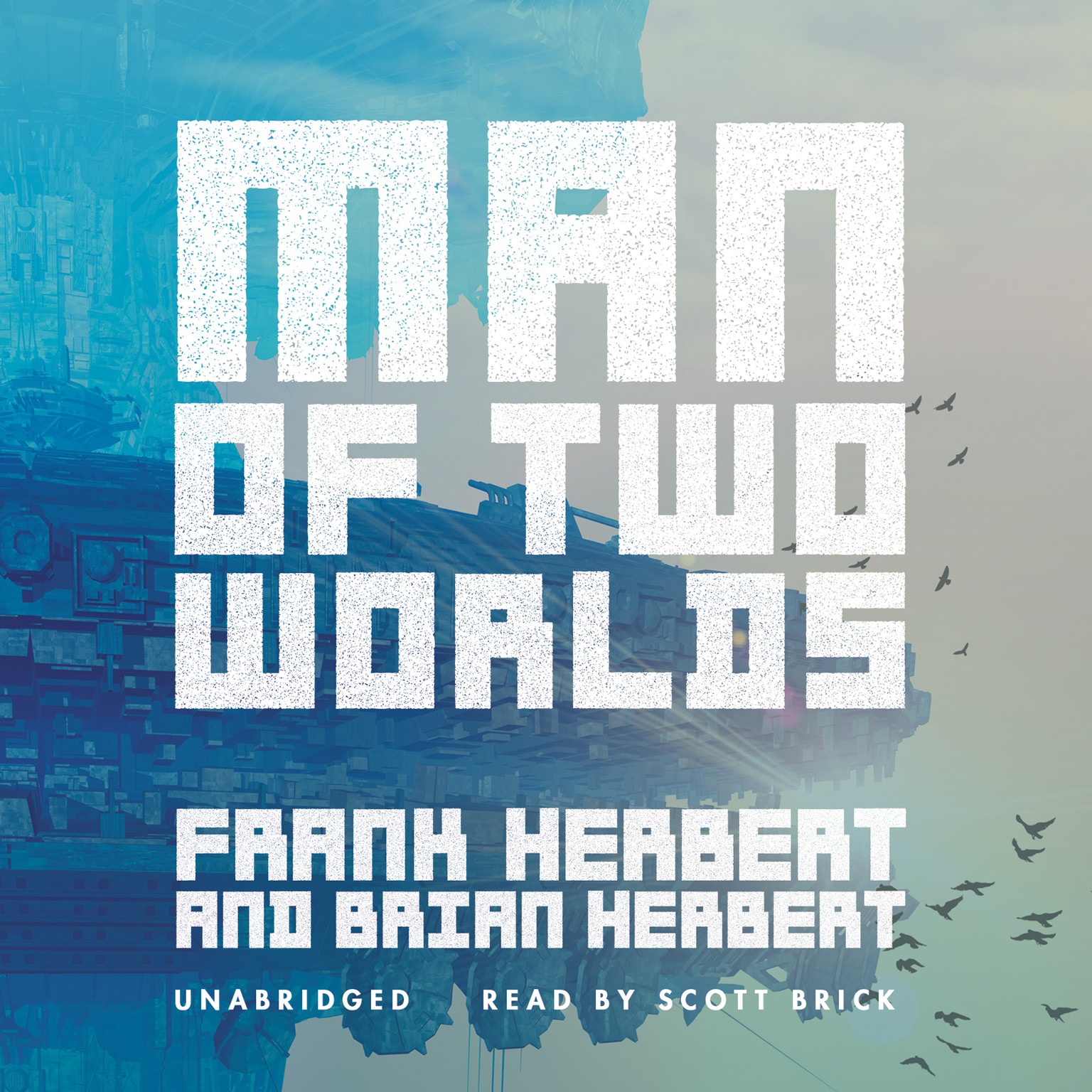 Printable Man of Two Worlds Audiobook Cover Art