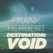 Destination: Void Audiobook, by Frank Herbert