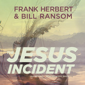 The Jesus Incident Audiobook, by Frank Herbert, Bill Ransom