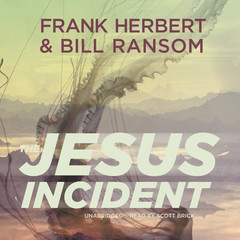 The Jesus Incident Audiobook, by Frank Herbert, Bill Ransom