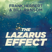 The Lazarus Effect Audiobook, by Frank Herbert, Bill Ransom
