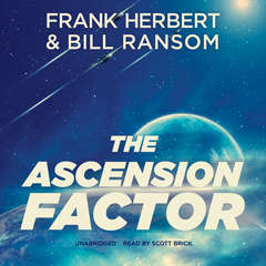 The Ascension Factor Audiobook, by Frank Herbert, Bill Ransom