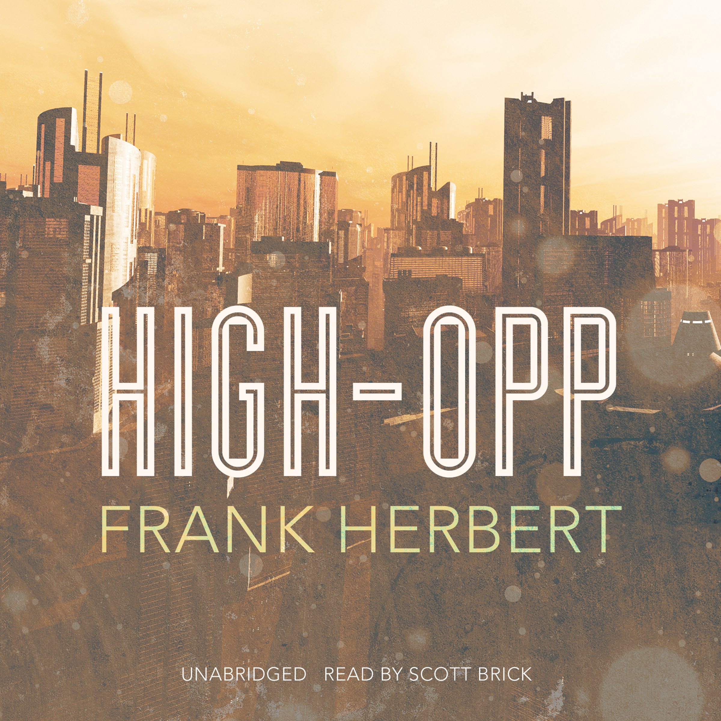 Printable High-Opp Audiobook Cover Art