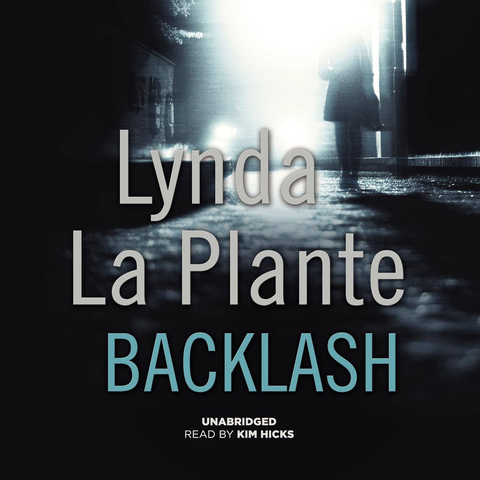 Printable Backlash Audiobook Cover Art