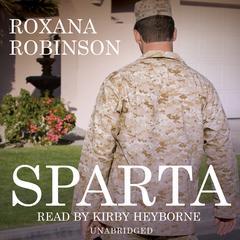 Sparta Audiobook, by Roxana Robinson