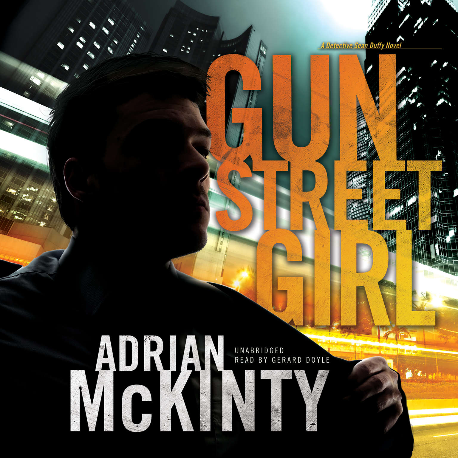 Printable Gun Street Girl: A Detective Sean Duffy Novel Audiobook Cover Art