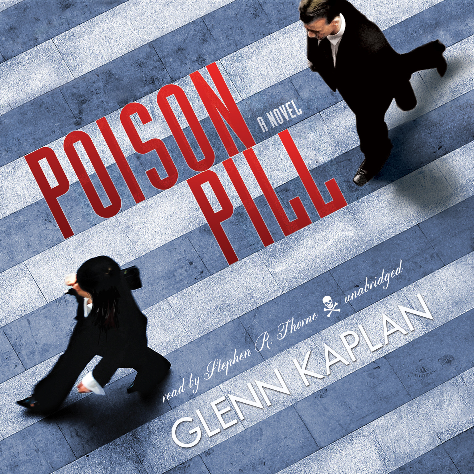 Printable Poison Pill Audiobook Cover Art