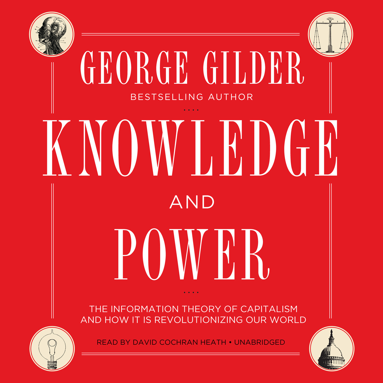 Printable Knowledge and Power: The Information Theory of Capitalism and How It Is Revolutionizing Our World Audiobook Cover Art