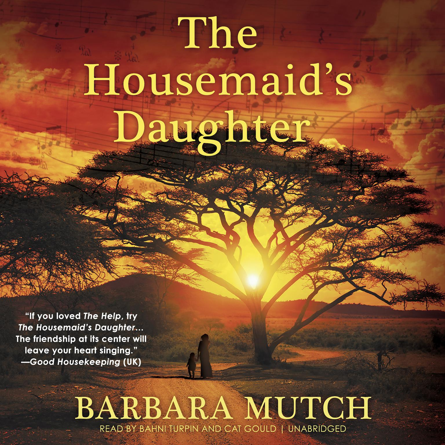 Printable The Housemaid's Daughter Audiobook Cover Art