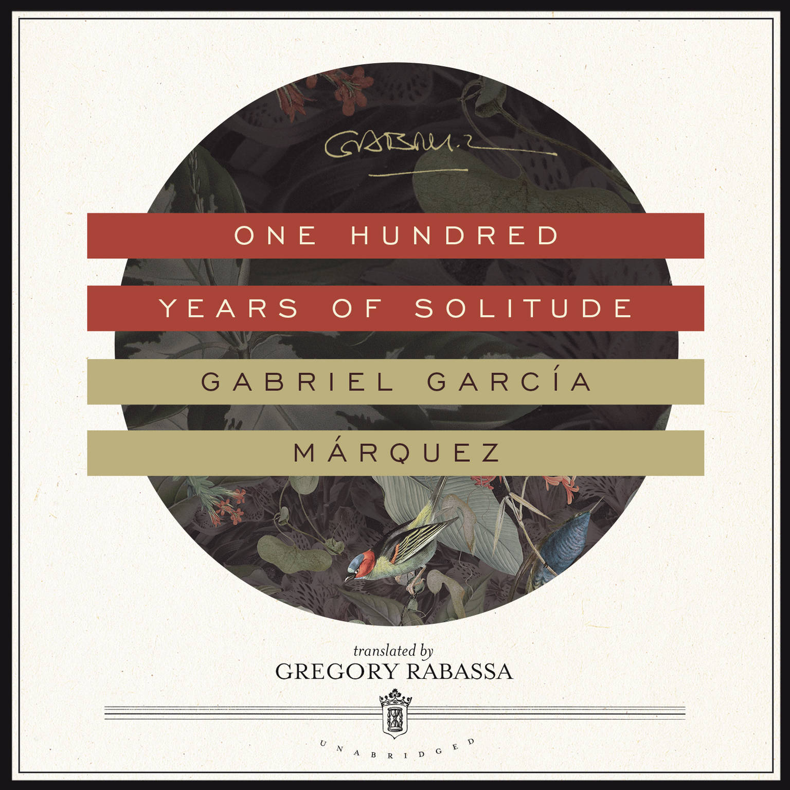 one hundred years of solitude audiobook by gabriel garcia  extended audio sample one hundred years of solitude audiobook by gabriel garcia marquez