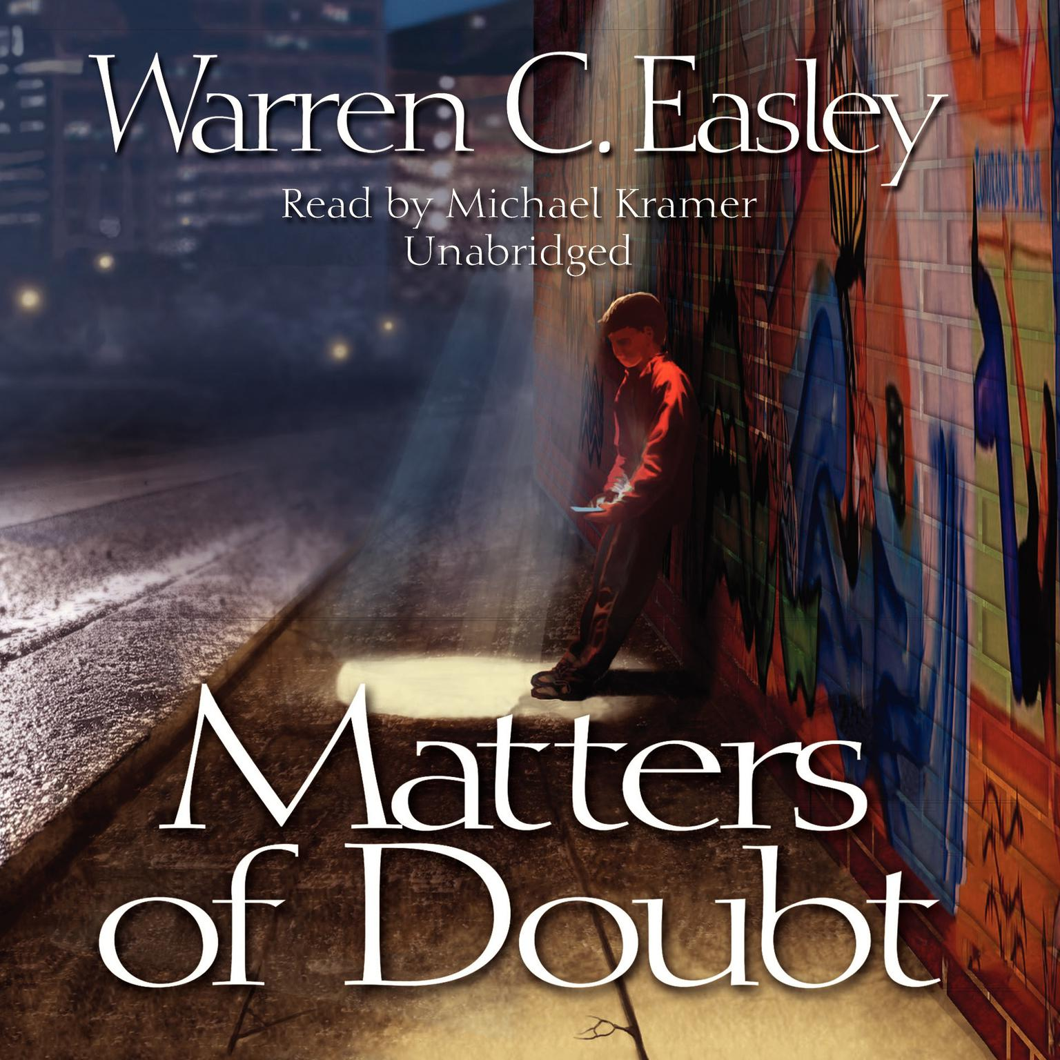 Printable Matters of Doubt: A Cal Claxton Oregon Mystery Audiobook Cover Art