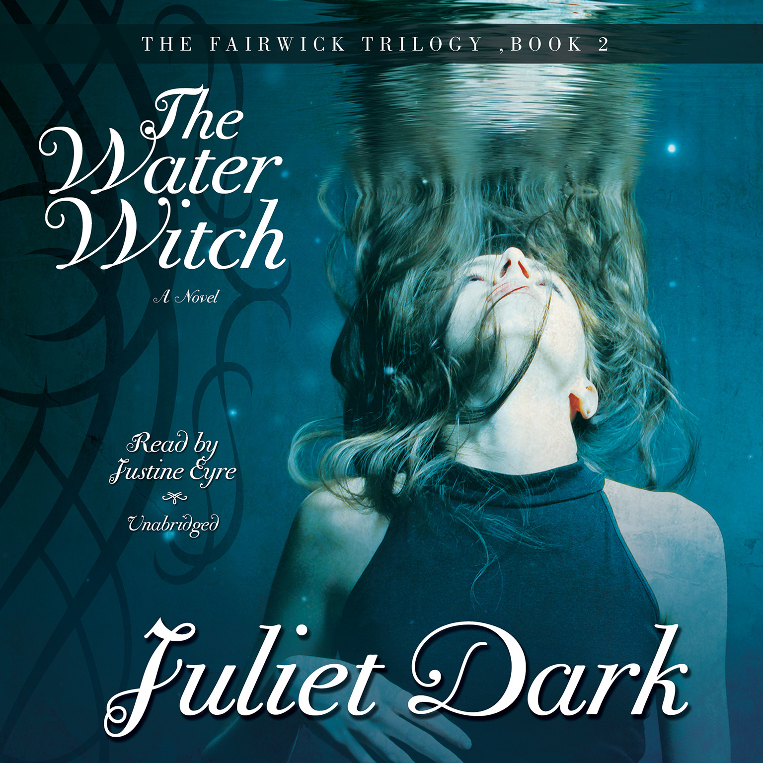 Printable The Water Witch: A Novel Audiobook Cover Art