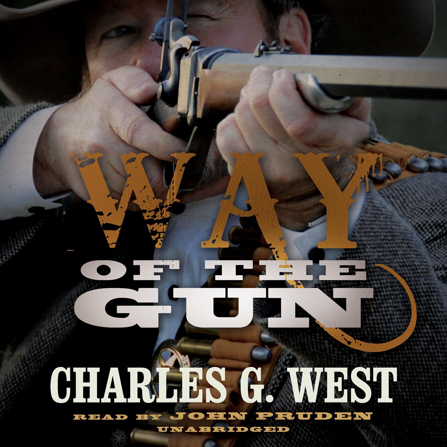 Printable Way of the Gun Audiobook Cover Art