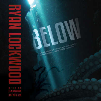 Below Audiobook, by Ryan Lockwood