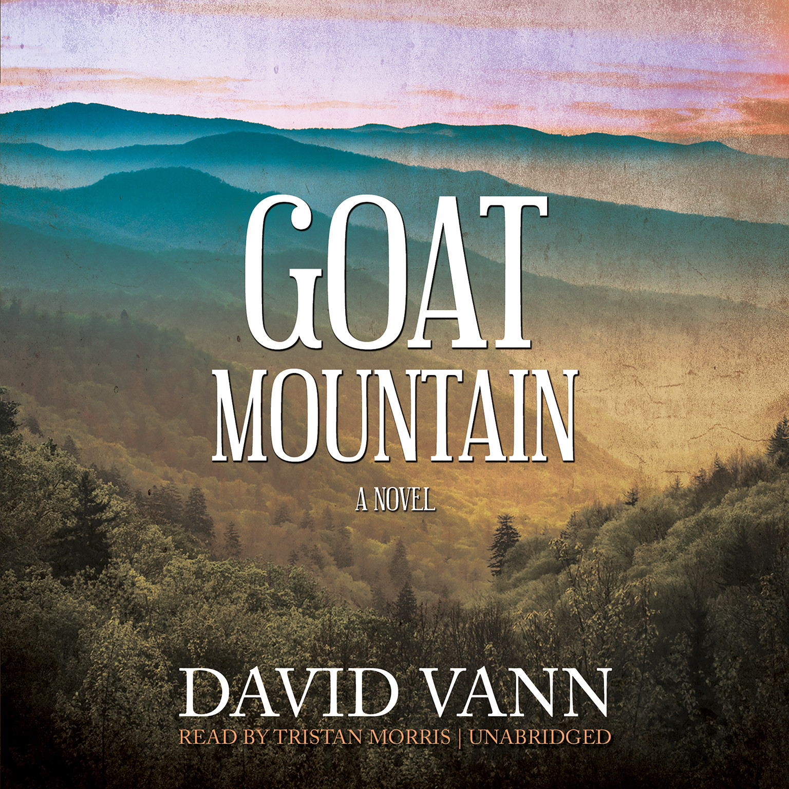 Printable Goat Mountain: A Novel Audiobook Cover Art