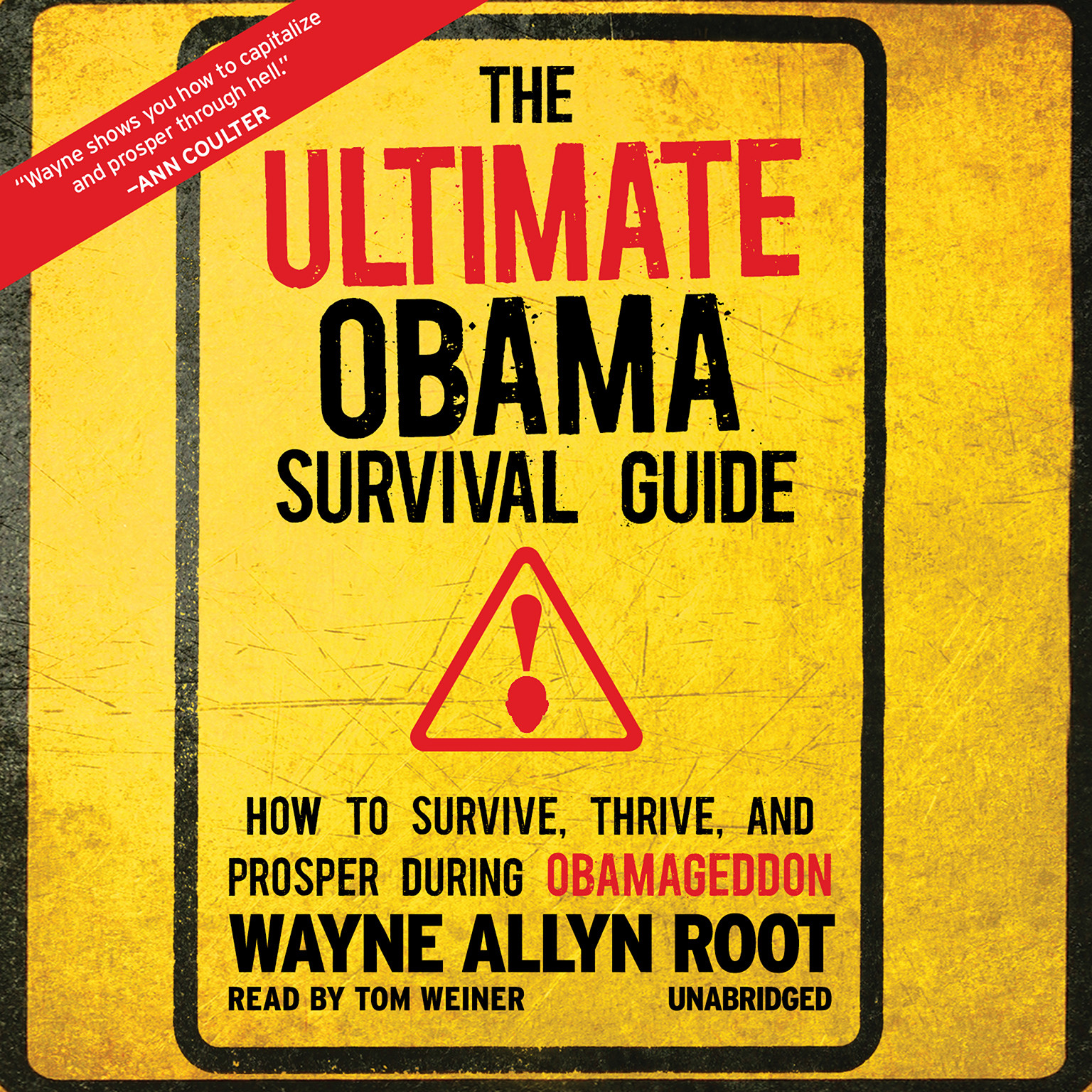 Printable The Ultimate Obama Survival Guide: How to Survive, Thrive, and Prosper during Obamageddon Audiobook Cover Art