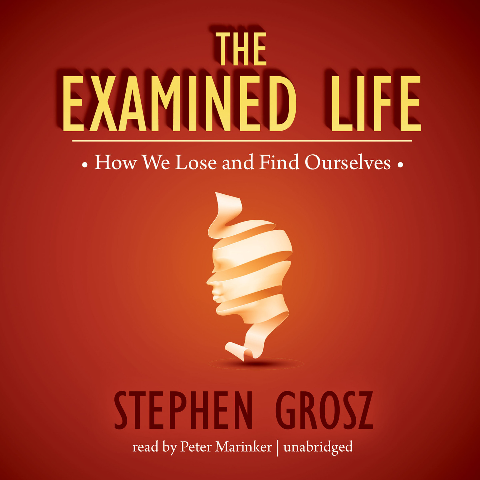 Printable The Examined Life: How We Lose and Find Ourselves Audiobook Cover Art