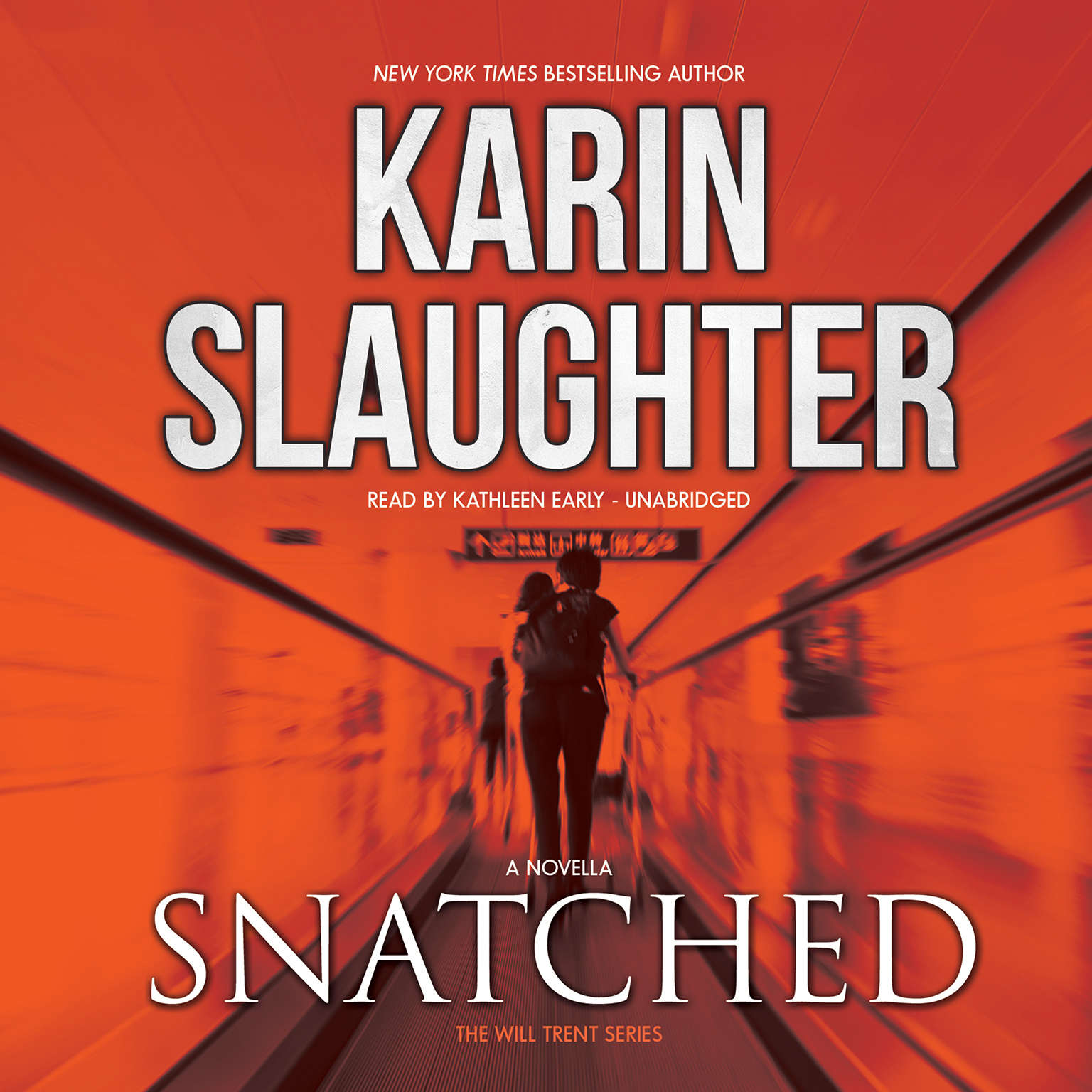 Printable Snatched: A Will Trent Story Audiobook Cover Art
