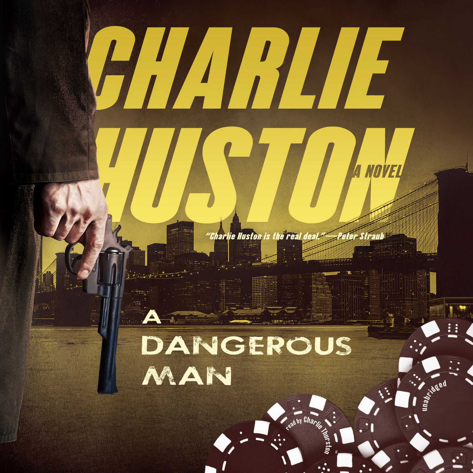Printable A Dangerous Man: A Novel Audiobook Cover Art