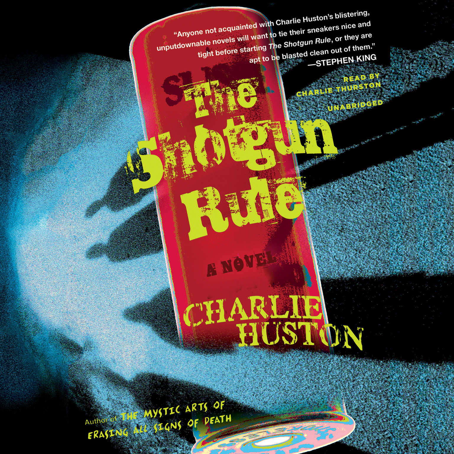 Printable The Shotgun Rule: A Novel Audiobook Cover Art