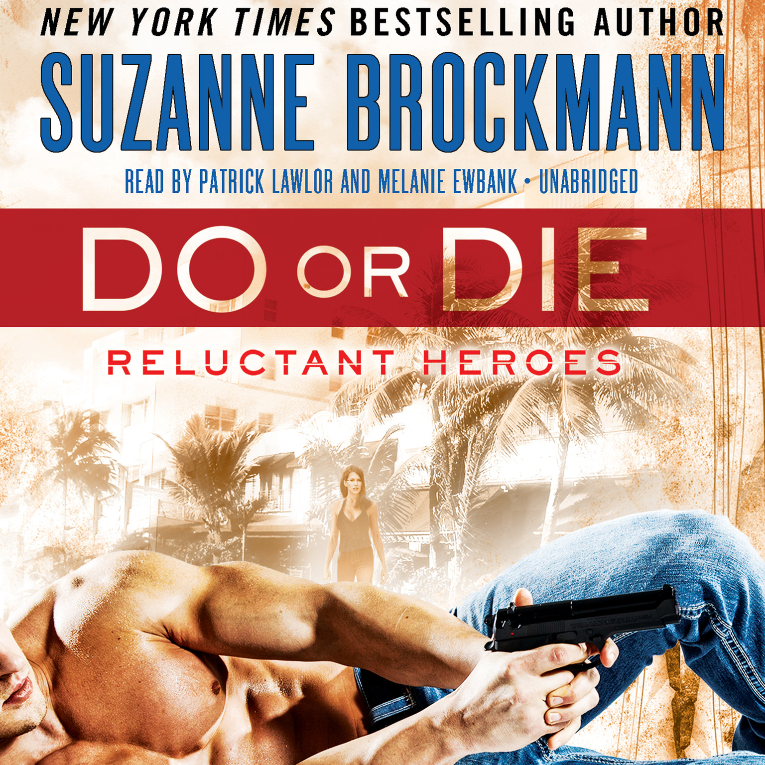 Printable Do or Die: Reluctant Heroes Audiobook Cover Art