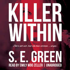 Killer Within Audiobook, by Shannon Greenland