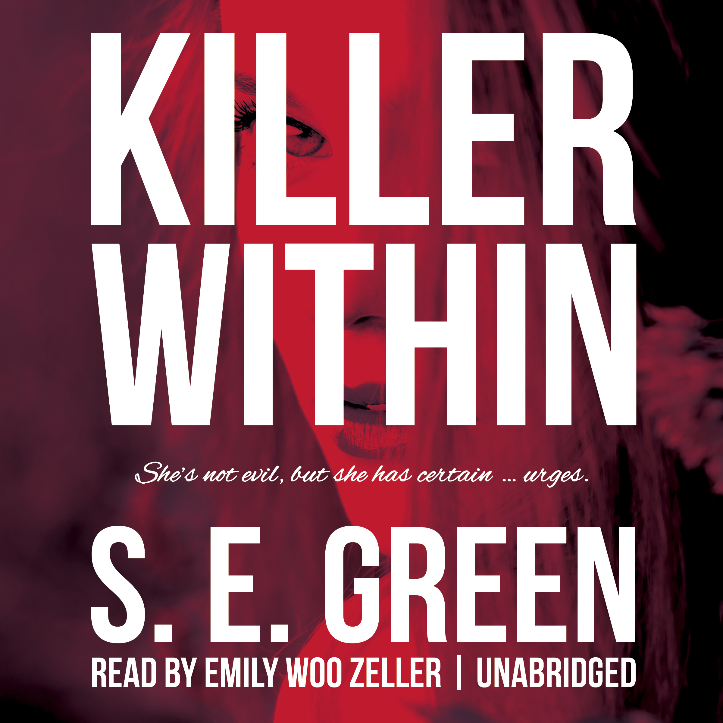 Printable Killer Within Audiobook Cover Art