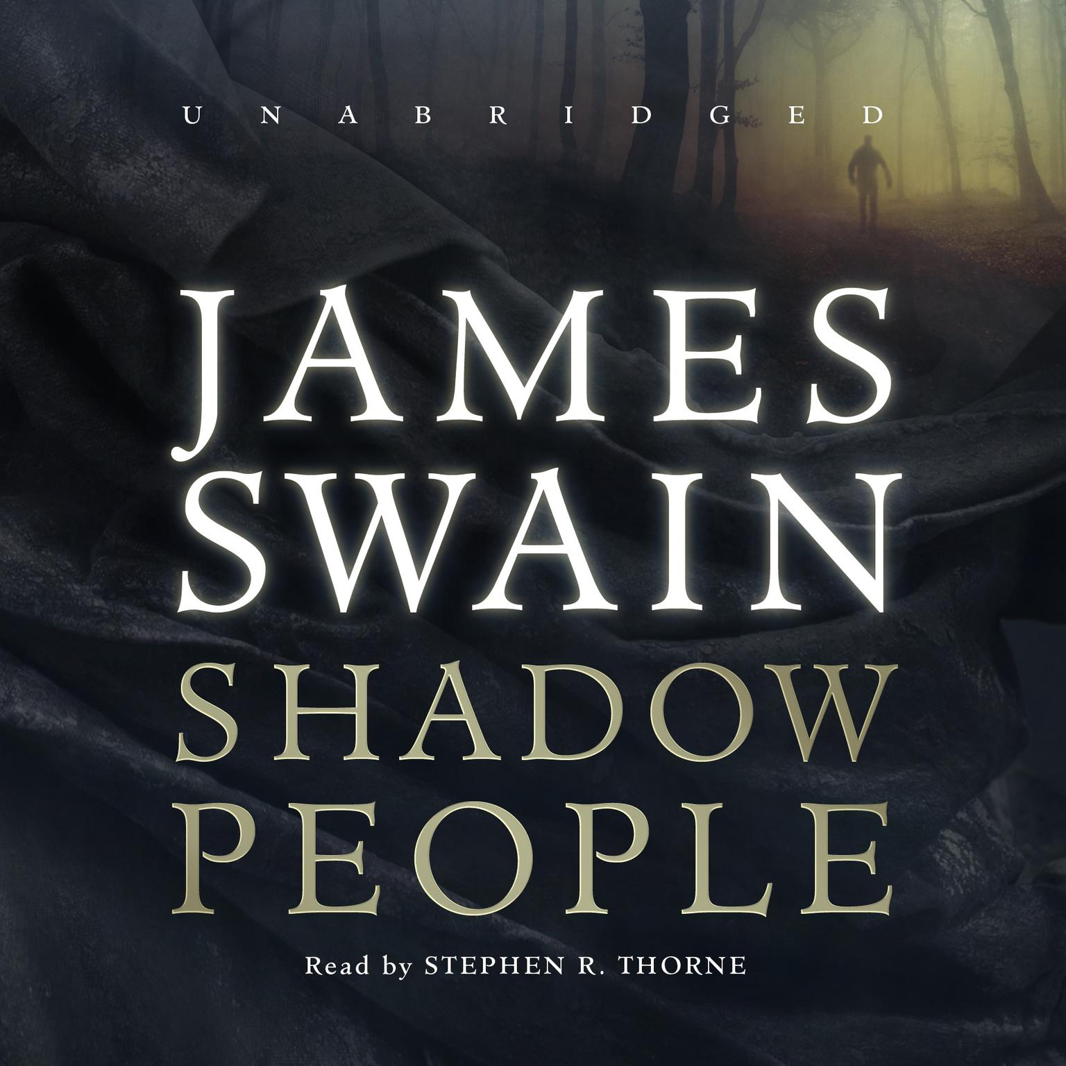 Printable Shadow People Audiobook Cover Art