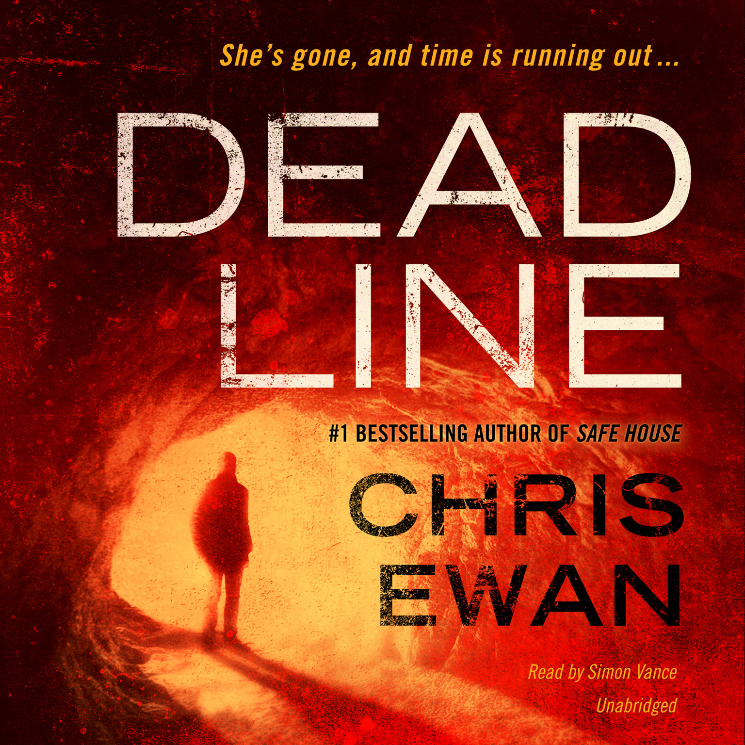 Printable Dead Line Audiobook Cover Art